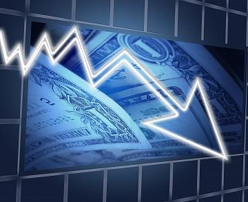 Recuperação de crédito cai 2,3% no acumulado 12 meses